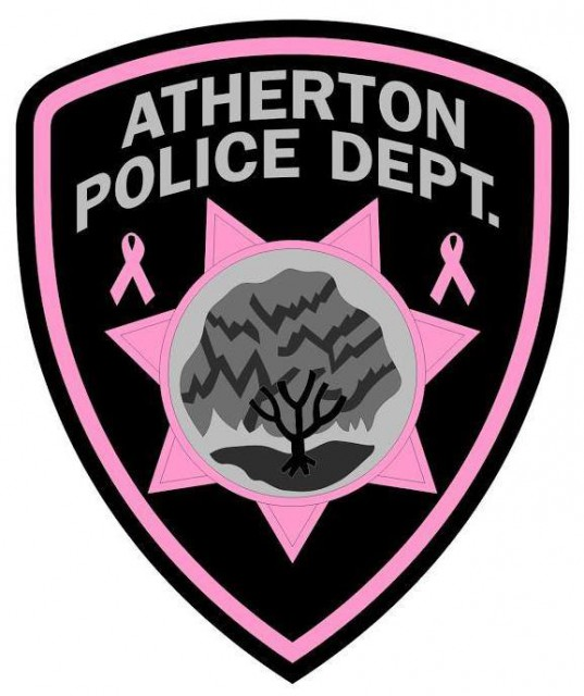 Join Atherton PD in the Fight Against Breast Cancer